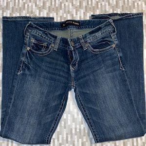 Express Jeans Bootcut, 2Short